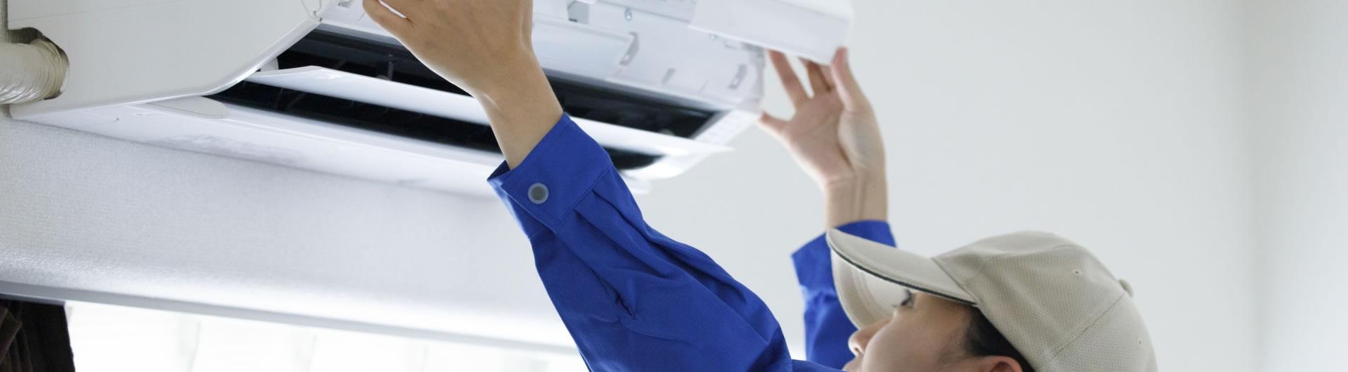 エアコン設置・洗浄業務